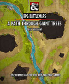 A Path through Giant Trees (Day)