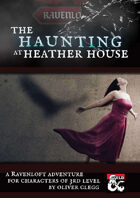 The Haunting at Heather House