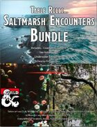 Saltmarsh Encounters Bundle - Table Rolls