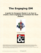 The Engaging Dungeon Master