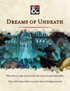 Dreams of Undeath