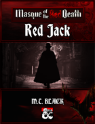Red Jack: A Gothic Earth Adventure