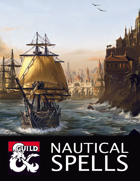 Nautical Spells (5e)