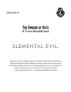 DDAL00-07 The Embers of Hate
