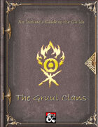 An Initiate's Guide to the Guilds - Gruul Clans