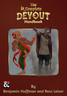 The Incomplete Devout Handbook