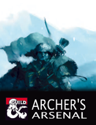 Archer's Arsenal (5e)