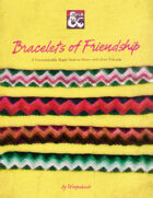 Bracelets of Friendship