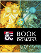 Book of Domains (5e Cleric Subclasses)
