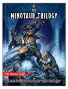 The Minotaur Trilogy [BUNDLE]