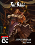 Keeping It Classy: The Bard