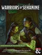 Cover of Warriors of Sehanine