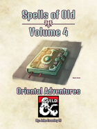 Spells of Old Volume IV