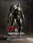 Adaptable NPCs: Eberron