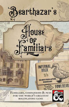 Bearthazar's House of Familiars