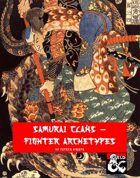Samurai Clans - Fighter Archetypes
