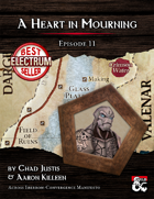 AE01-11 A Heart in Mourning by Chad Justis & Aaron Killeen