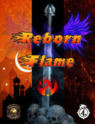Reborn Flame Trilogy [BUNDLE]