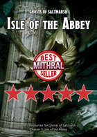 Isle of the Abbey – a Ghosts of Saltmarsh DM's Resource