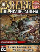 Sharn, The Missing Schema (Fantasy Grounds)
