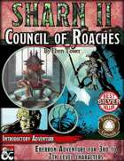 Sharn II, Council of Roaches (Fantasy Grounds)