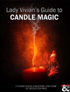 Lady Vivian's guide to Candle Magic