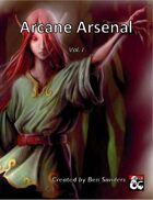 Arcane Arsenal Vol I