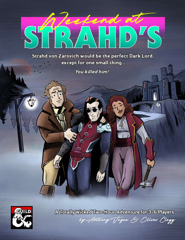 Weekend at Strahd's