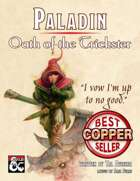 Paladin: Oath of the Trickster cover