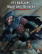 Fey Bargains: Trade and Trickery