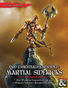 D&D Essentials Expanded: Martial Sidekicks