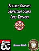 Fantasy Grounds Syrinscape Sound Chat Triggers