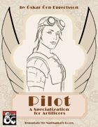 Pilot - Artificer Specialization