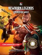 Newborn Legends — A Simple Barbarian Day for Fantasy Grounds