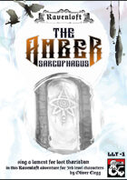 The Amber Sarcophagus [LLT-1]