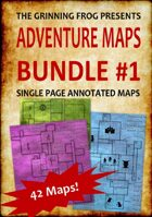 Daily Adventure Map Bundle