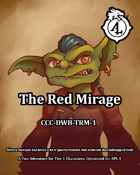 CCC-DWB-TRM-1: Red Mirage