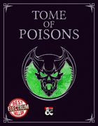 Tome of Poisons