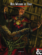 Arcane Tradition: Red Wizard