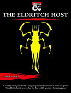 The Eldritch Host Class for D&D 5e (2020)