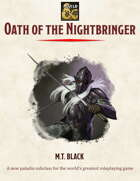 Oath of the Nightbringer