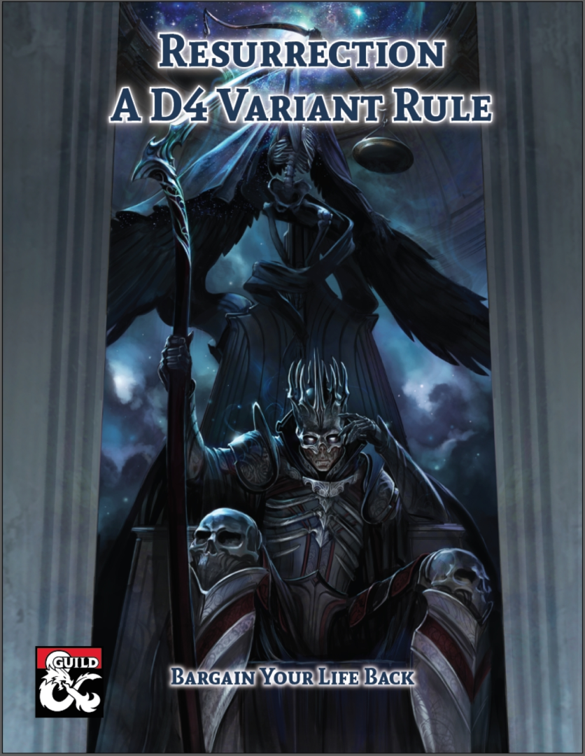 Resurrection: A D4 Variant Rule