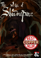 The Webs of Shadowpine