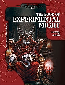 Book of Experimental Might on RPGNow.com