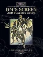 DM Screen and Player's Guide