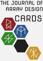 Journal of Array Design Volume 2 Cards