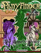 Ponyfinder - The Lonely Pony