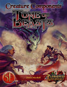 Creature Components - Tome of Beasts