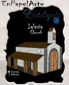 Iglesia / Church (Tabloide)
