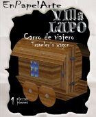 Carro de viajero / Traveler´s wagon (tabloide)